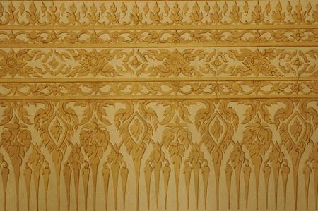 thai motifs: Wallpaper Thai motifs