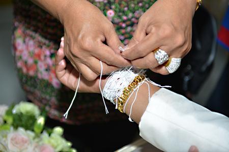 Wrist binding