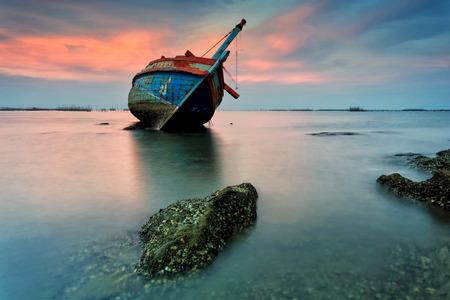 wrecked: The wrecked ship, Thailand