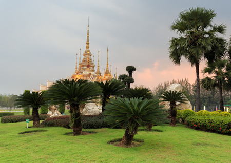 Temple of thailand style, Thailand photo