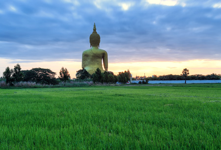 The Greatest, Biggest and Tallest Buddha of Thailand photo
