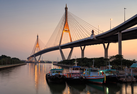 bhumibol: Bhumibol Bridge, Thailand
