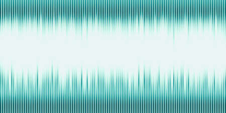 3d illustration sound wave abstract music pulse background Sound wave graph of frequency and spectrum separately on black background