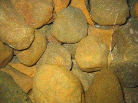 Rocks under water Stock Photo - 3172338