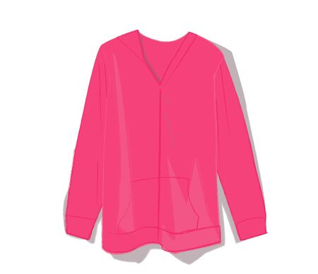 business cloth: shirt,  pink, fashion, design, isolated, clothing, white, collar, clothes, cloth, business,  apparel, garment, casual,  jacket, shopping,   cotton, color, t-shirt,  style, wear, sleeve, textile. Stock Photo