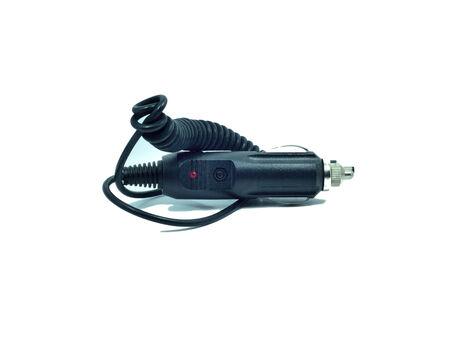 cigarette lighter: Power cord for car cigarette lighter