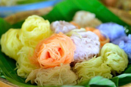 vermicelli: Thai rice vermicelli