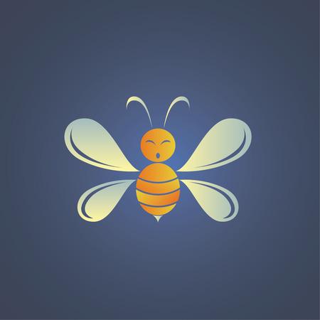 logo: bee logo
