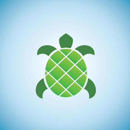 logo: turtle logo