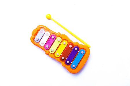 xilofono: xil�fono de juguete Foto de archivo