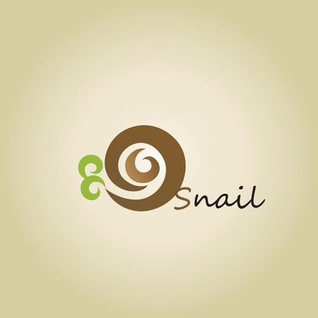 snail  ideas design vector illustration