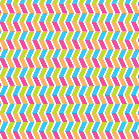 Vector Parallel Diagonal Red Green Overlapping Color Lines Pattern on  Background