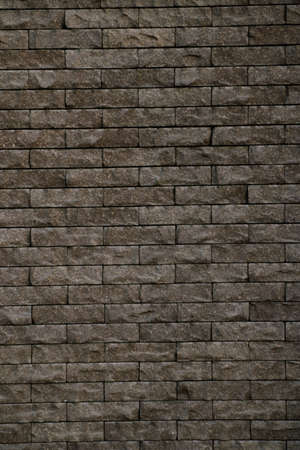 Brick wall as background or texture