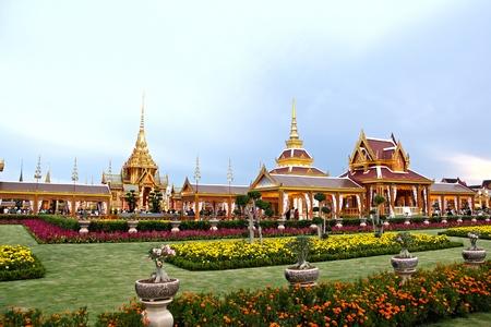 crematorium: royal crematorium