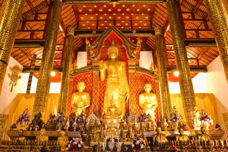 pardon: Standing buddha image in the attitude of giving pardon