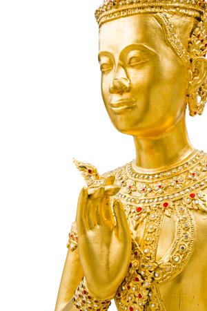 figura humana: Gesto de la figura de estatua humana
