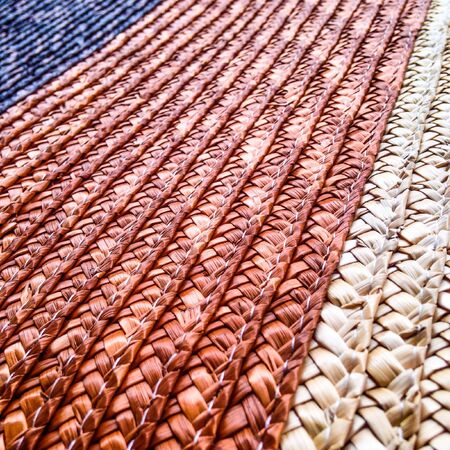 texture: Texture background on basket handmade