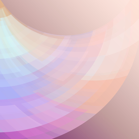 Abstract aura shining curve vector background