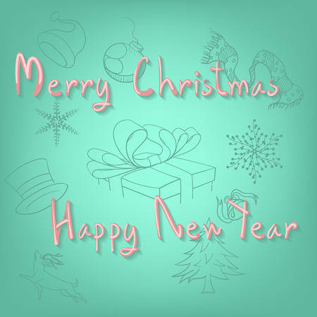 Merry christmas and Happy newyear
