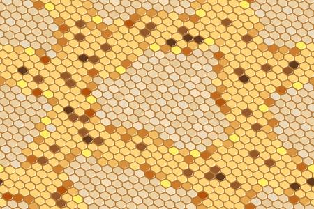 Nahtloser Hintergrund der Pythonhaut auf Vektorgrafik. Vektorgrafik