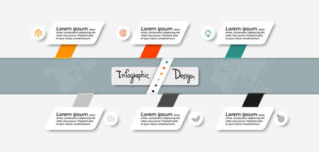 Organization and design diagrams are used to describe planning and describe functions. infographic.
