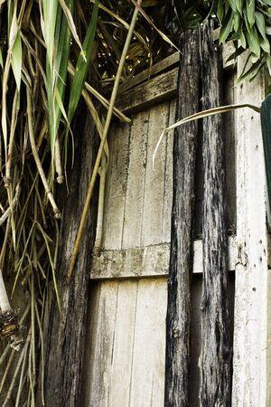 Image of a old textured wooden door Stock Photo - 13262399