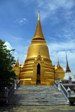 pagoda in thailand Stock Photo - 7431273