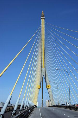 Rama 8 Bridge photo