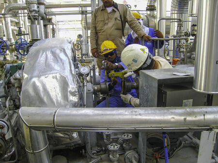 Maintenance of pump in Oil & gas processing plant Editorial