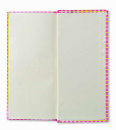 Face drawing notebook for background and text photo
