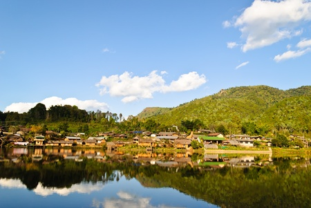 Rak Thai Village ,Pai,Mae Hong Son Thailand