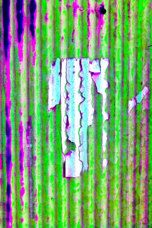 adstract old zink background