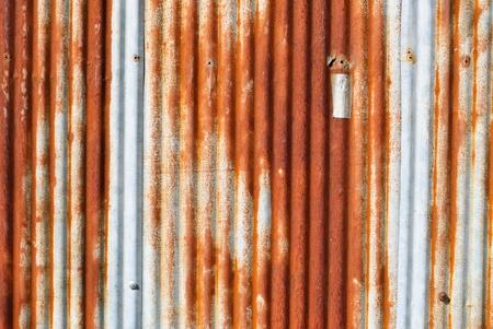 old zink background