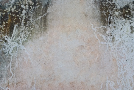 grunge frame of cement wall