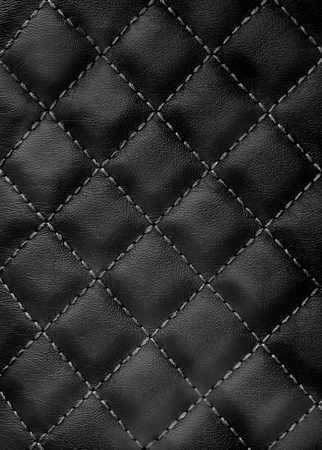 black leather: leather background Stock Photo