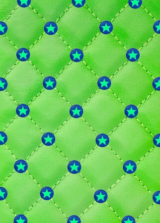 abstract star leather background photo