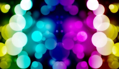 ABSTRACT BOKEH BACKGROUND Stock Photo - 13733346