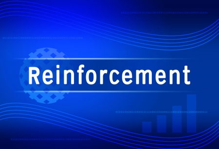 business background Reinforcement Stock Photo - 14149889
