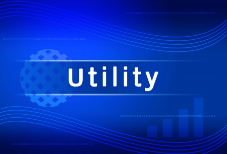 business background Utility photo