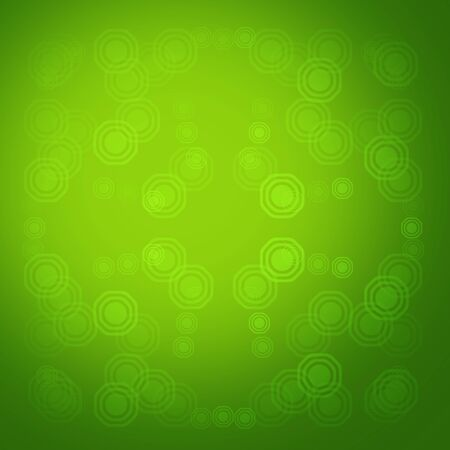 abstract green background Stock Photo - 14420867