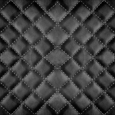 black leather background Stock Photo - 14941923