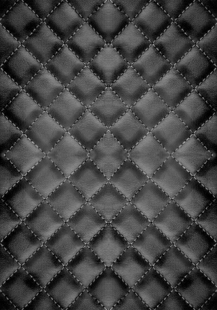 black leather background Stock Photo - 14941949