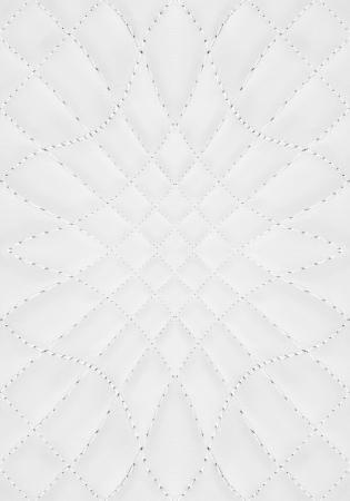 white leather background