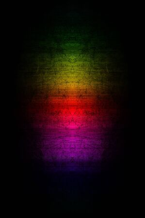 rainbow metal background vertical Stock Photo - 16577054