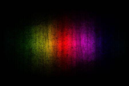 rainbow metal background Stock Photo - 16577053