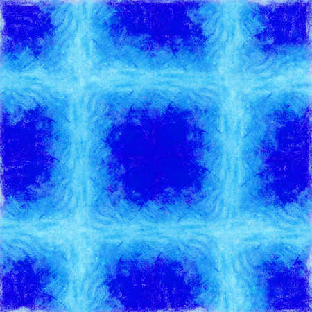 abstracte blauwe waterverf