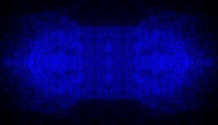 Grunge of blue metal texture background