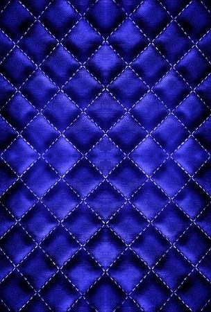 blue dark leather background  photo