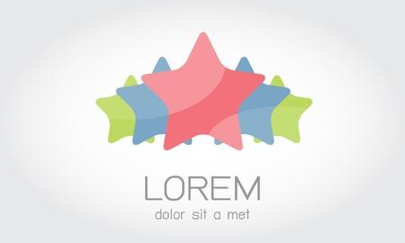 logo star design Stock Vector - 21657950