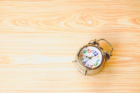 Vintage Alarm Clock Backgrounds